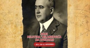 Dani Milutina Milankovića