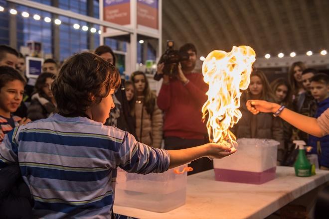 Deseti Festival nauke na Beogradskom sajmu
