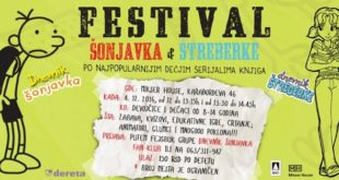 Dečiji festival šonjavka i štreberke