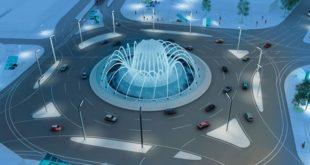Muzička fontana na Slaviji