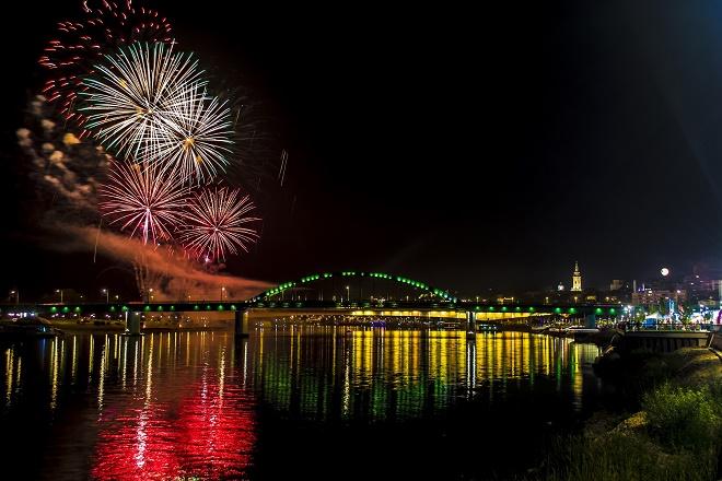 Sedam dana u Beogradu (1-7. decembar 2016)