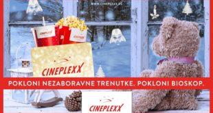 Cineplexx kartica: Pokloni bioskop
