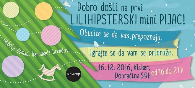 Lilihipsterski mini pijac