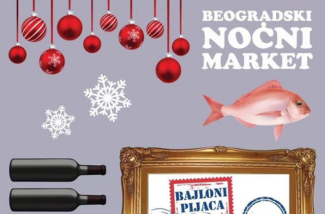 Novogodišnji Beogradski noćni market