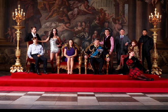 Pickbox: Kraljevska porodica