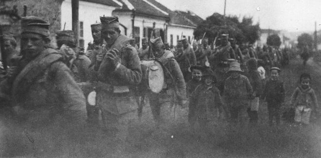Povlačenje srpske vojske i izbeglica, 1915.