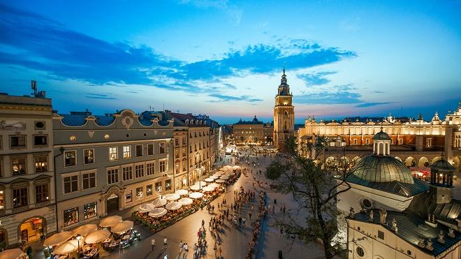 Krakov (foto: Shutterstock)
