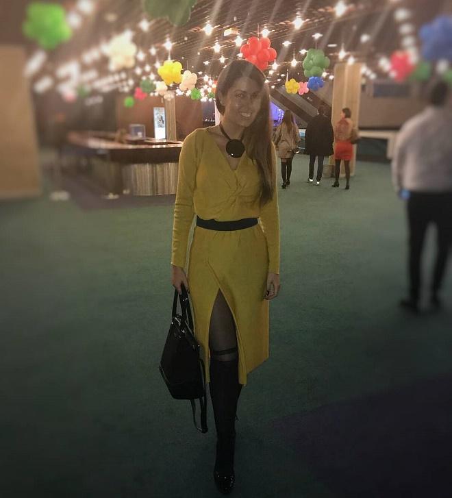 Dunja Style - boja 2017 - žuta