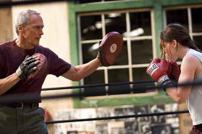 """Klint Istvud i Hilari Svank u filmu """"Devojka od milion dolara"""""""