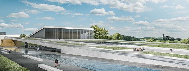Nova zgrada Beogradske filharmonije - prva nagrada
