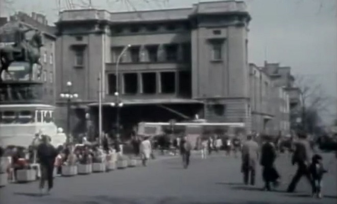 Stari Beograd na filmu