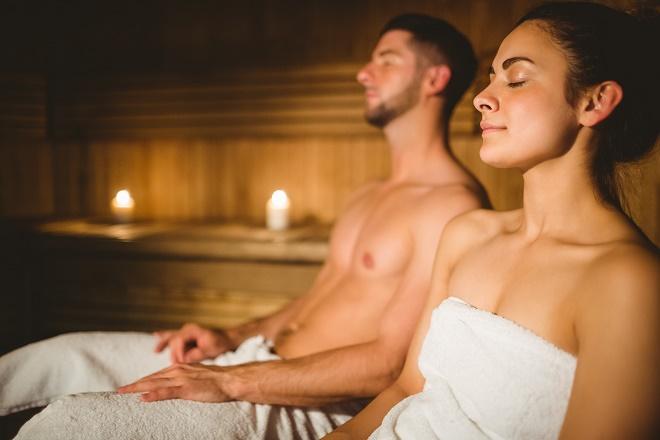 Zašto je sauna idealna kad je zima (foto: Shutterstock)