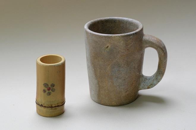 Šolje za kafu od bambusa i sapun kamena