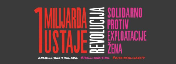I u Beogradu: Jedna milijarda ustaje