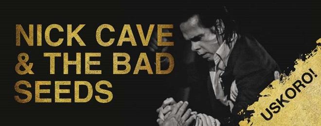 Nick Cave uskoro u Beogradu