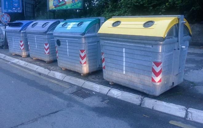 I u široj zoni Beograda reciklažni kontejneri