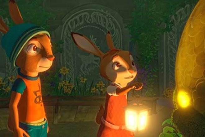 """""""Uksršnji Zeka"""", animirani film za decu"""