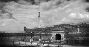 Moderni, crno-beli Beograd (foto: Shutterstock)