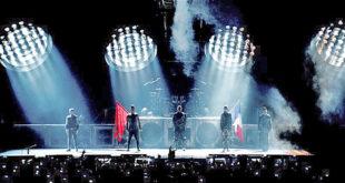 Rammstein na sceni