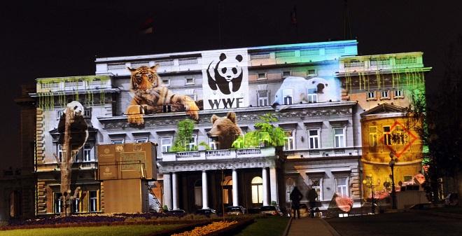 Sat za našu planetu - Beograd