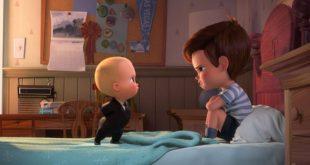U bioskopima: Mali šef