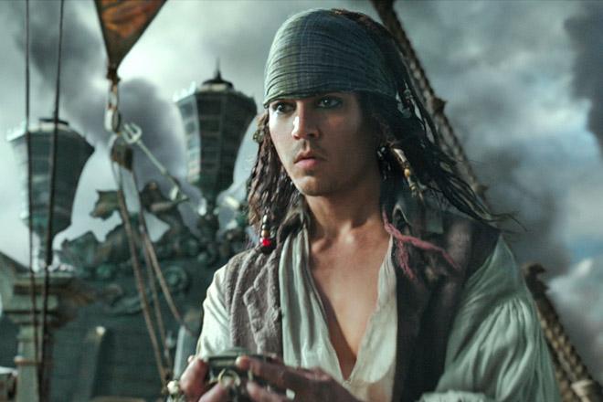 """Džoni Dep i u petom filmu serijala """"Pirati sa Kariba"""""""