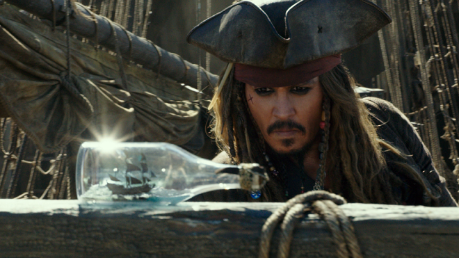 Bioskopski repertoari: Pirati sa Kariba - Salazarova osveta