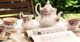 Servis za čaj, za posebnu atmosferu