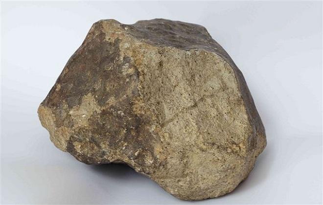 Galerija Prirodnjačkog muzeja - Meteoriti (Sokobanjski meteorit)