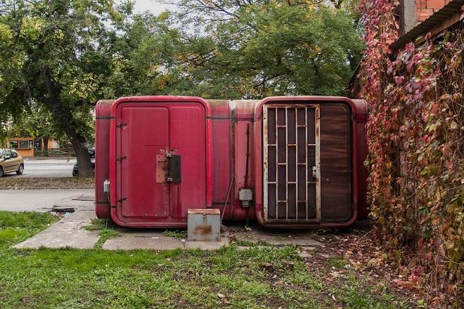 "Galerija Remont: K 67 - Projekat vizuelnog mapiranja ""Crvenog kioska"""