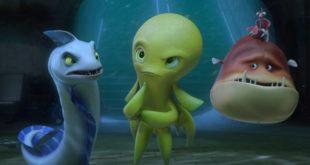 U bioskopima: Okto: Istraživač dubina