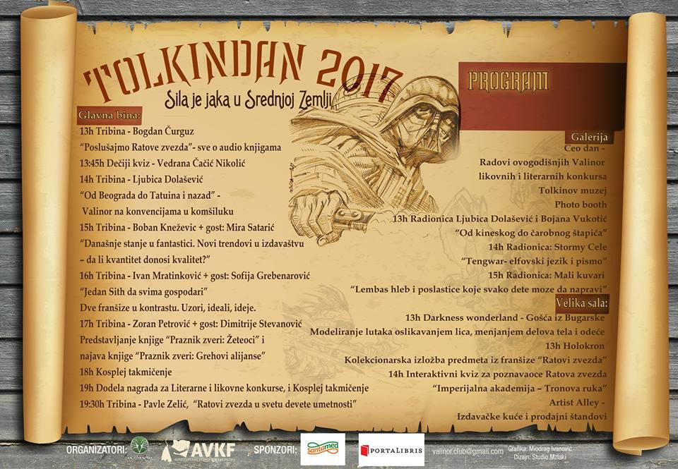 Tolkindan 2017 - program