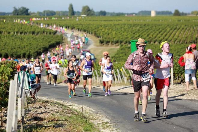 Vinski maraton u Francuskoj