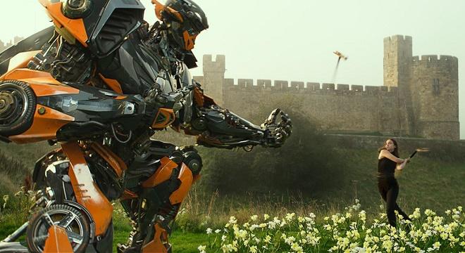 Bioskopski repertoari: Transformersi - Poslednji vitez