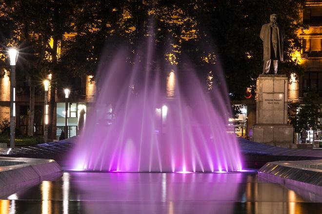 Fontane u Beogradu (foto: Shutterstock)