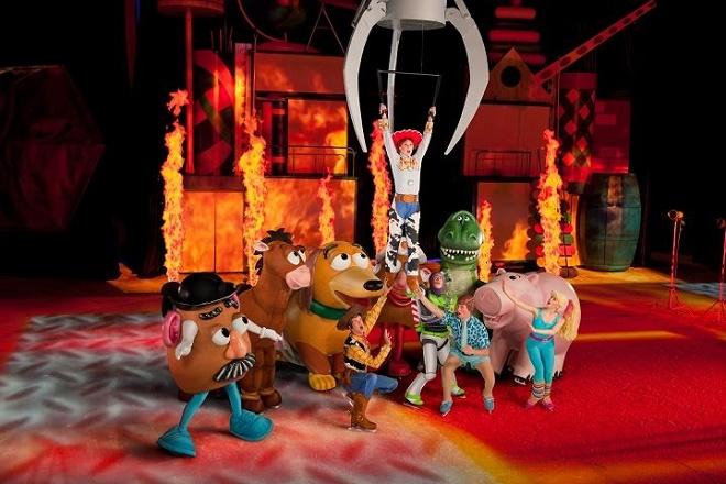 Kombank arena: Disney On Ice - Čarobna kraljevstva