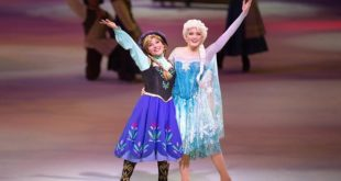 Kombank arena: Disney On Ice - Čarobna kraljevstva
