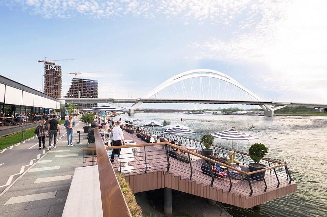 Budući Beograd: Novi most tamo gde je Stari savski most
