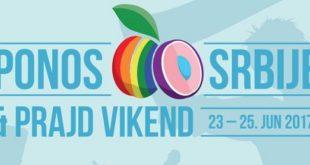Prajd vikend i Parada ponosa u Beogradu