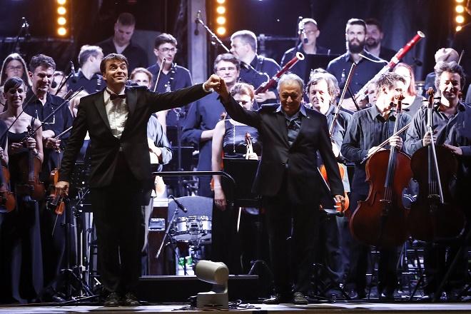Beogradska filharmonija na otvorenom