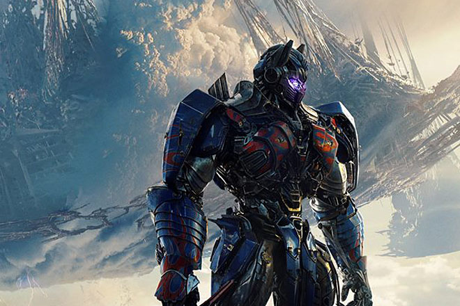 Transformersi - peti nastavak