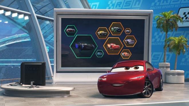 U bioskopima: Automobili 3