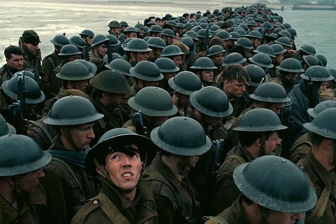 Dunkirk, povlačenje preko Lamanša