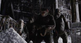 Bioskopski repertoari: Planeta majmuna - Rat