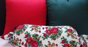 Cvetni jastuk kao najjednostavnije osveženje