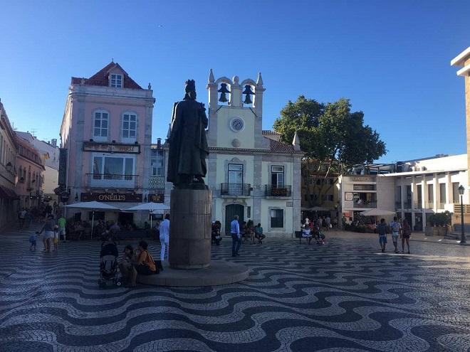 Zamalo u Lisabonu - Kaskais (foto: Bojan Aleksić, Daedalus Adventure)