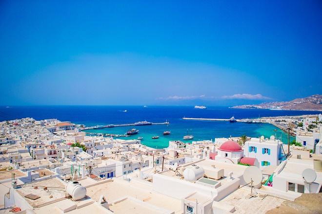 Mikonos – plavo-beli turistički raj (foto: Shutterstock)