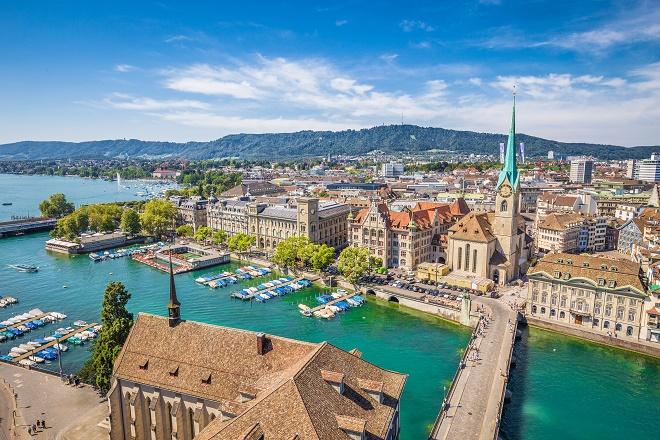 Posao u inostranstvu (Cirih - foto: Shutterstock)