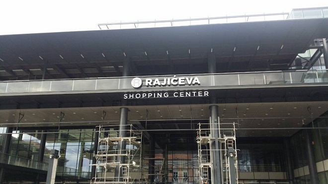 Rajićeva Shopping Center (foto: MIlan Miljević)