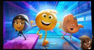 Emoji, na filmu